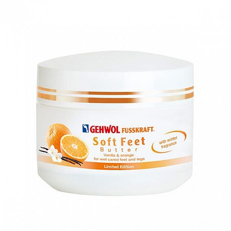 Геволь Крем-баттер Fusskraft Soft Feet Butter 12703 50мл